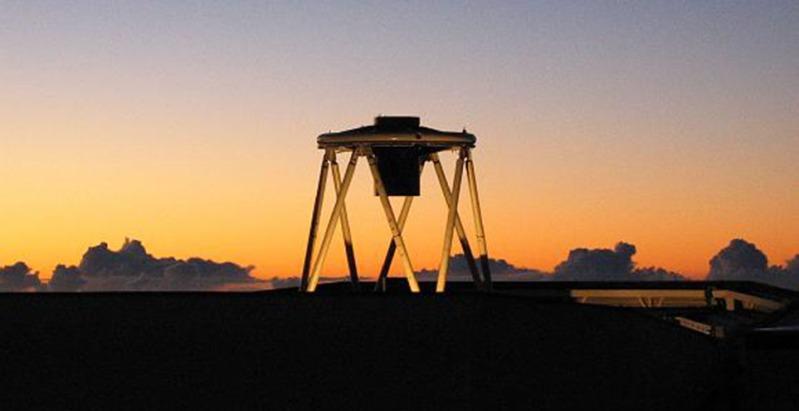 The Liverpool Telescope. Credit Liverpool John Moores University